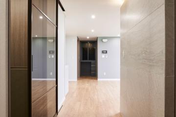 모노톤 컬러로 아늑하고 따스한 모던 심플 스타일 38평 아파트 인테리어 38평,화이트,심플,아파트,송파