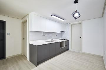 화이트톤 그리고 단정함의 미학, 26평 아파트 인테리어 26평,화이트,심플,아파트,경기,수원