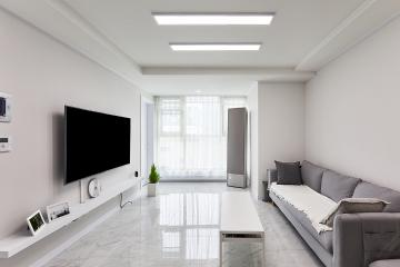 우리가 찾던 바로 그 깔끔 심플한 28평 아파트 인테리어 28평,화이트,심플,아파트,서초
