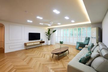 모던&클래식이 완성시킨 이색적인 63평 아파트 인테리어 63평,클래식,모던,강서구,화곡동