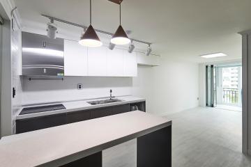 섬세한 모던 스타일이 매력적인, 20평대 아파트 인테리어 23평,확장공사,노원구,월계동,아파트