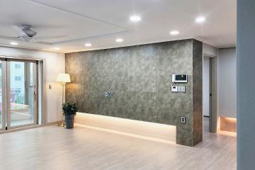 클래식함의 변하지 않는 무한 매력, 47평 아파트 인테리어