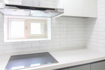 화이트 컬러만큼이나 맑고 투명한 공간, 48평 아파트 인테리어