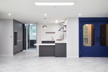 디테일이 살아 숨 쉬는 공간, 34평 아파트 인테리어  34평,모던,인천,마전동