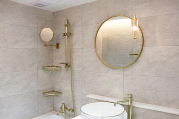 로망을 실현하는 여유로운 공간, 32평 아파트 인테리어  32평,모던,럭셔리,아늑함,로망,성동구,옥수동