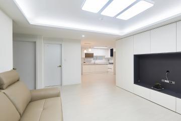 아파트를 새롭게 기록하다, 30평 아파트 인테리어