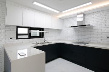 놓치고 싶지 않은 매력적인 공간, 48평 아파트 인테리어 48평,모던,부천시,상동