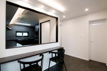 공간에 극을 쓰다, 33평 아파트 인테리어  33평,모던,인천,동춘동