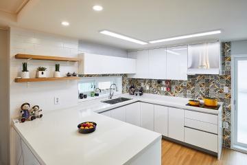 아늑한 북유럽 감성이 담긴 34평 주택 인테리어 34평,프렌치,유럽스타일,서대문구,남가좌동