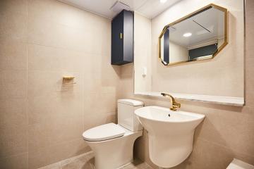 세련되고 유니크한 공간, 47평 아파트 인테리어 47평,세련미,아파트,리모델링,부천,중동