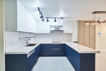 포인트 컬러의 중요성, 39평 아파트 인테리어 39평,컬러의중요성,포인트컬러,인천,청라동