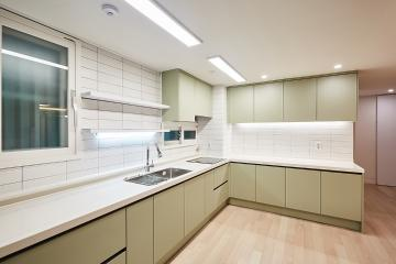 삶을 위로하고 격려하는 공간, 34평 아파트 인테리어 34평,아늑함,강남,강남구,대치동