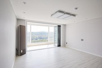 폭염이 떠난 자리에 어느덧 가을이 앉아있다. 34평 아파트 인테리어 용인시,보라동