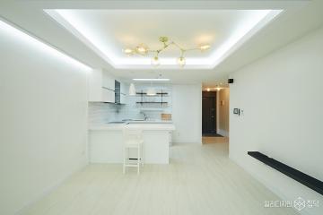 디테일이 살아있는 20평대 화이트&그레이 아파트 인테리어 23평,화이트,그레이,심플,아파트,하남