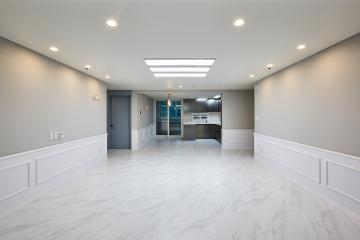 로망을 실현한 공간, 45평 아파트 인테리어 용인시,지곡동