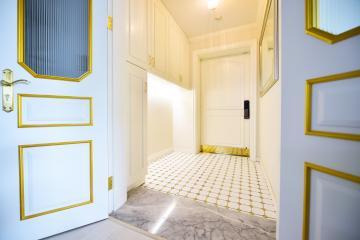 현대적 컬러와 감각을 더한 뉴 클래식 디자인, 63평 아파트인테리어  63평,뉴클래식,2019인테리어트렌드,서초,서초동