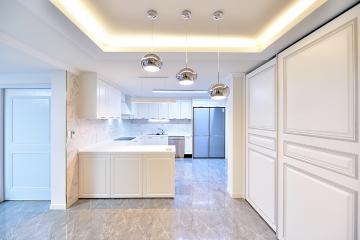 모던함과 현대적인 감각이 돋보이는 63평 아파트인테리어   63평,모던,현대적인감각,갤러리느낌물씬,서초,서초동
