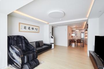매력적인 우리집을 소개합니다. 41평 아파트 인테리어