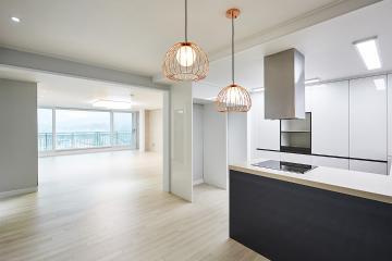 화려함과 여유로움이 공존하는, 58평 아파트 인테리어
