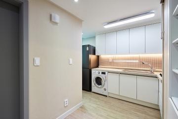 작은집 완벽 변신, 18평 아파트 인테리어 18평아파트,노원구,하계동