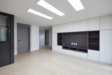 차분하고 세련된 매력, 33평 아파트 인테리어  33평,모던함,아파트인테리어,노원구,상계동