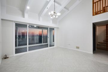 높은 층고의 매력을 더한 33평 아파트 인테리어 33평,복층,복층식아파트,수원,영통구,망포동