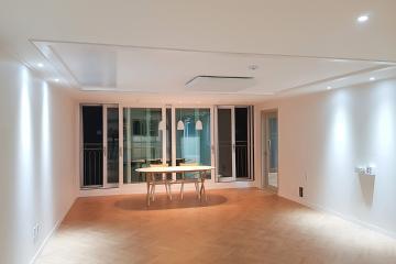 내추럴과 클래식스타일의 환상조합, 45평 아파트인테리어 45평,아파트인테리어,파주,디율동