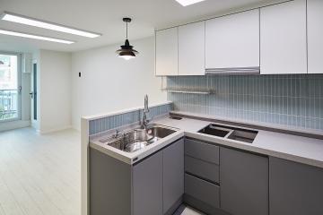 아늑하고 감각적인 미니멀 하우스, 24평 아파트 인테리어 24평,20평대아파트,은평구,녹번동