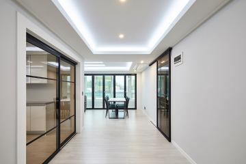 현대적인 세련됨을 담은 모던스타일, 30평 빌라 인테리어 종로구,청운동,30평인테리어,30평대인테리어