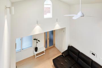 과거와 현재가 공존하는 3대가 사는 집, 30평 주택 인테리어 복층,서재,30평대인테리어,30평주택,성북구,장위동