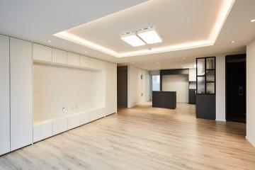 시선을 집중시키는 매력적인 공간, 35평 아파트 인테리어 35평아파트,30평대아파트,동작구,사당동