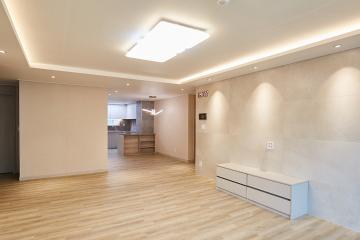 공간의 컬러감과 조명이 보여주는 아늑함, 40평 아파트인테리어 40평,40평대아파트인테리어,아파트인테리어,아파트리모델링,노원구,중계동