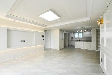 화이트 컬러가 알려주는 럭셔리함, 34평 아파트인테리어 34평,30평대아파트인테리어,아파트인테리어,인천,인천인테리어