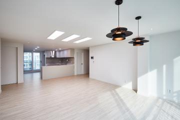 모던 내츄럴 스타일의 여유로운 공간, 33평 아파트 인테리어 33평아파트,30평대아파트,화성시,반송동