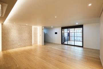 공간마다 다양한 컨셉으로 아이디어가 돋보이는 81평 아파트 인테리어 80평대아파트,용인시,성복동