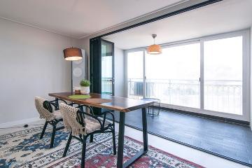 깔끔한 공간분리, 완벽한 동선 24평 아파트인테리어   24평,20평대인테리어,아파트인테리어,소룡동,군산
