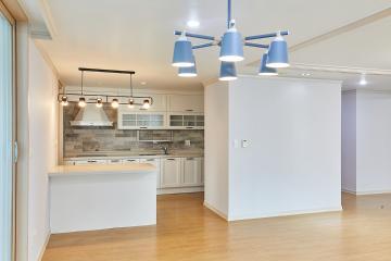 편안한 공간, 내츄럴 스타일의 57평 아파트 인테리어