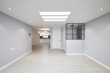 화이트&그레이 컬러의 심플 모던 스타일, 34평 아파트 인테리어 34평아파트,30평대아파트,서초구,잠원동