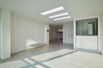 심플&화이트 컨셉의 차분한 공간, 30평 아파트 인테리어 30평아파트,30평대아파트,화이트,시흥시,은행동