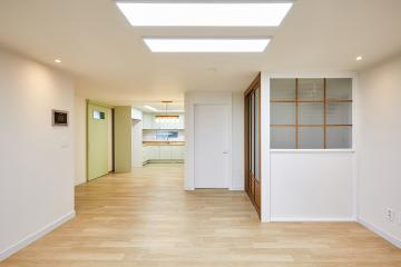 이렇게 귀엽고 러블리한 공간이? 27평 아파트 인테리어 27평아파트,20평대아파트,화성시,영천동,패턴타일