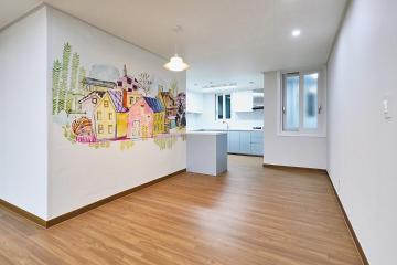 아트를 더한 공간, 42평 아파트인테리어  42평,아파트인테리어,아파트리모델링,대림