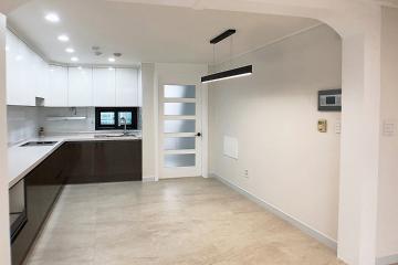 완벽한 컬러 조합이 만들어 낸 모던한 공간, 33평 아파트 인테리어 33평,30평대아파트인테리어,아파트리모델링,일산,고양시
