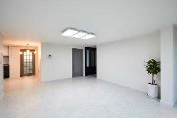봄을 닮은 화사한 화이트 컬러의 34평 아파트 인테리어 30평대아파트,34평아파트,광주시,신현리