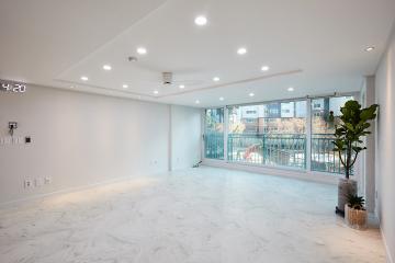 아이와 함께 할 화사한 거실이 매력적인 공간, 38평 아파트 인테리어 38평,30평대아파트,아파트인테리어,화성시,반송동