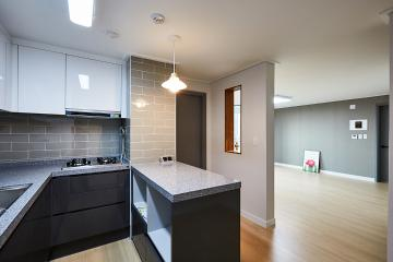 신혼부부의 로망으로 가득 채운 34평 아파트 인테리어 34평아파트,30평대아파트,중랑구,면목동