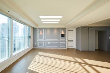 매일 우리 집 거실엔 햇살 한가득, 34평 아파트인테리어 30평대아파트,34평아파트,고양시,덕양구,고내동