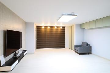 편안함과 심플함으로 완성시킨 34평 아파트 인테리어