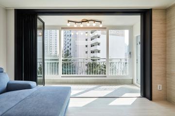 두 자녀와 부부를 위한 감각적인 스타일링, 32평 아파트 인테리어 32평아파트,30평대아파트,서대문구,홍제동