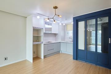편안한 모던 스타일의 25평 아파트 인테리어 20평대아파트,25평아파트,노원구,중계동