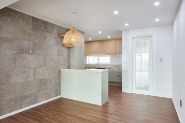 아늑한 분위기의 48평 아파트 인테리어 40평대아파트,48평아파트,용인시,수지구,상현동